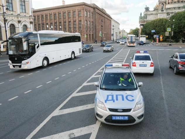 В России для перевозки людей на автобусах нужно будет получать лицензию