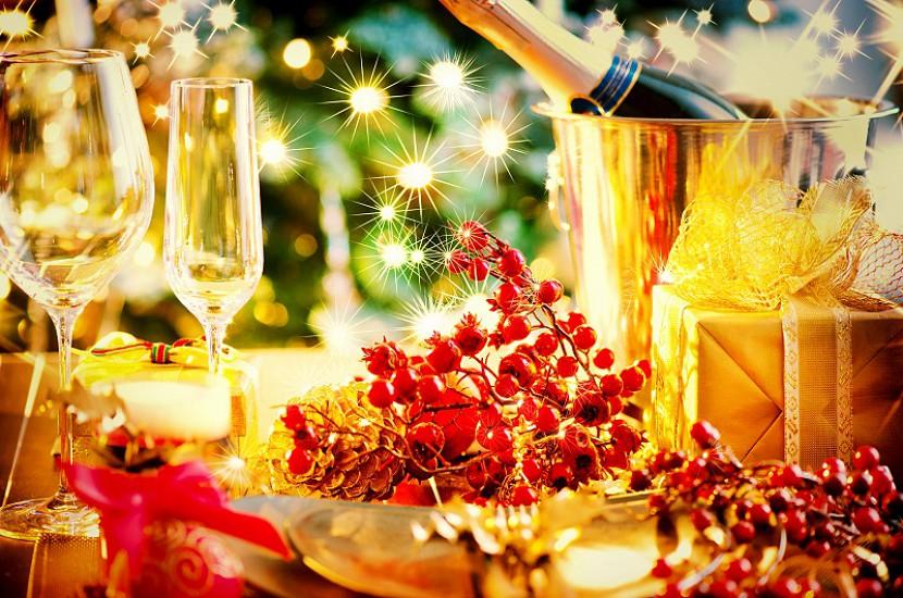 Вот каким должен быть новогодний стол в год Желтой Собаки