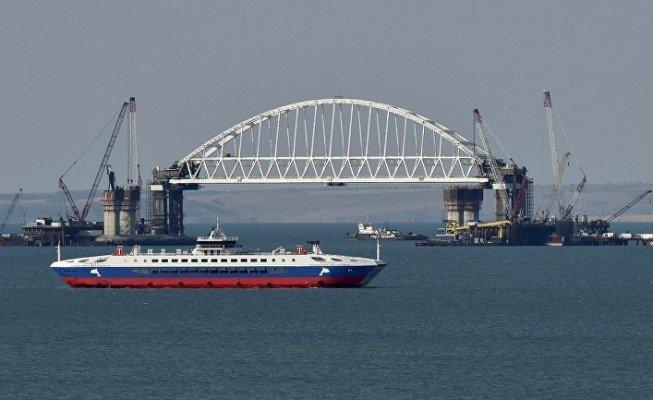 Лирика Керченского моста: в …