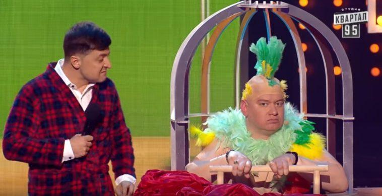 «Болтливый попугай сдал мужа по полной!» — зрители практически рыдали от смеха!