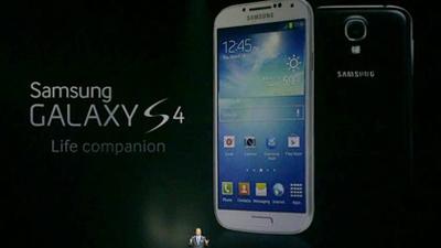 Представлен Samsung Galaxy S…