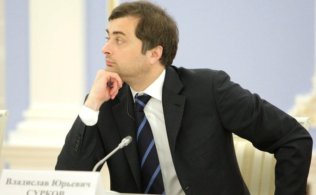 Сурков попал в топ-100 мыслителей современности