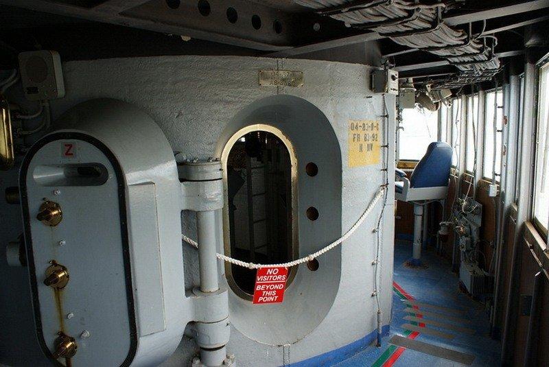 есть ли у подводной лодки палуба