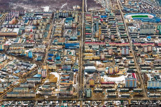 Mirny town - the diamond capital of Russia, photo 2