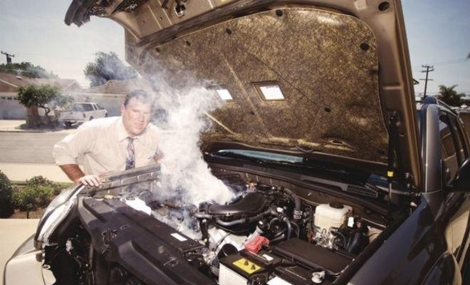 Как лучше глушить двигатель …