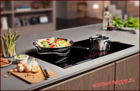 5 главных показателей, на которые нужно обратить внимание, когда приобретается встраиваемая плита на кухню