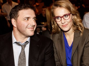 Собчак и Виторган обсудили условия развода