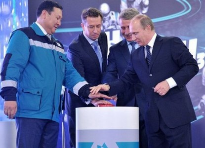 Путин отключил Прибалтику от…