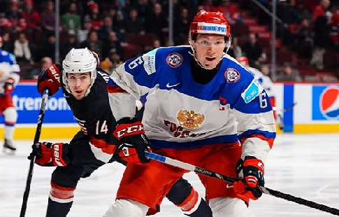 Сборная России U18 проиграла канадцам в матче перед Мировым Кубком вызова