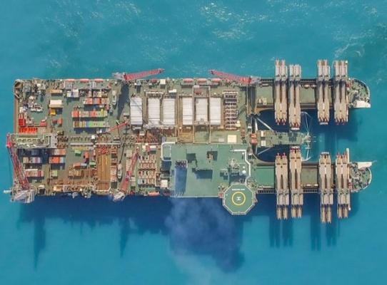 Пора на«Северный поток-2»: «Турецкий поток» достроят наэтой неделе