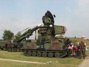 Экспорт Украиной техники ПВО советского производства в Южную Корею