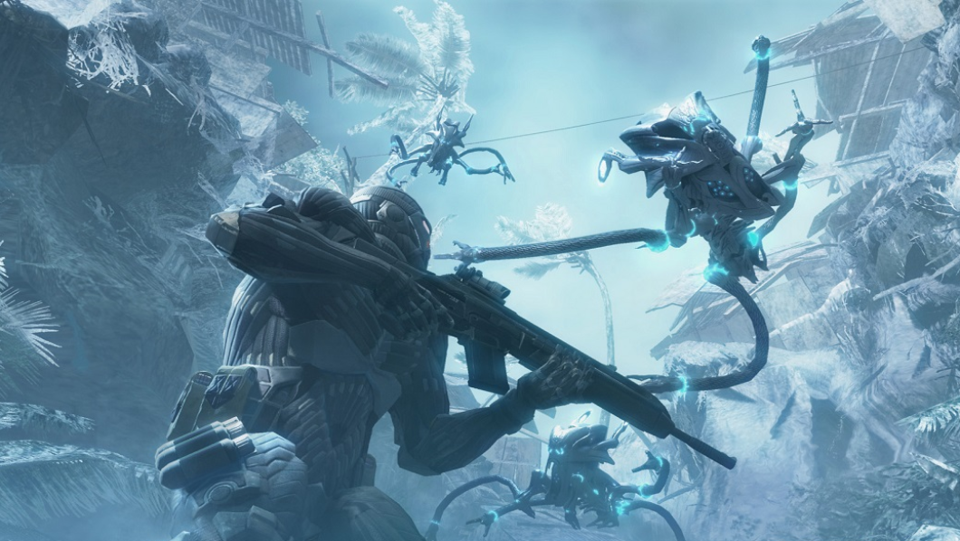 Crysis против видеокарт: 10 лет спустя