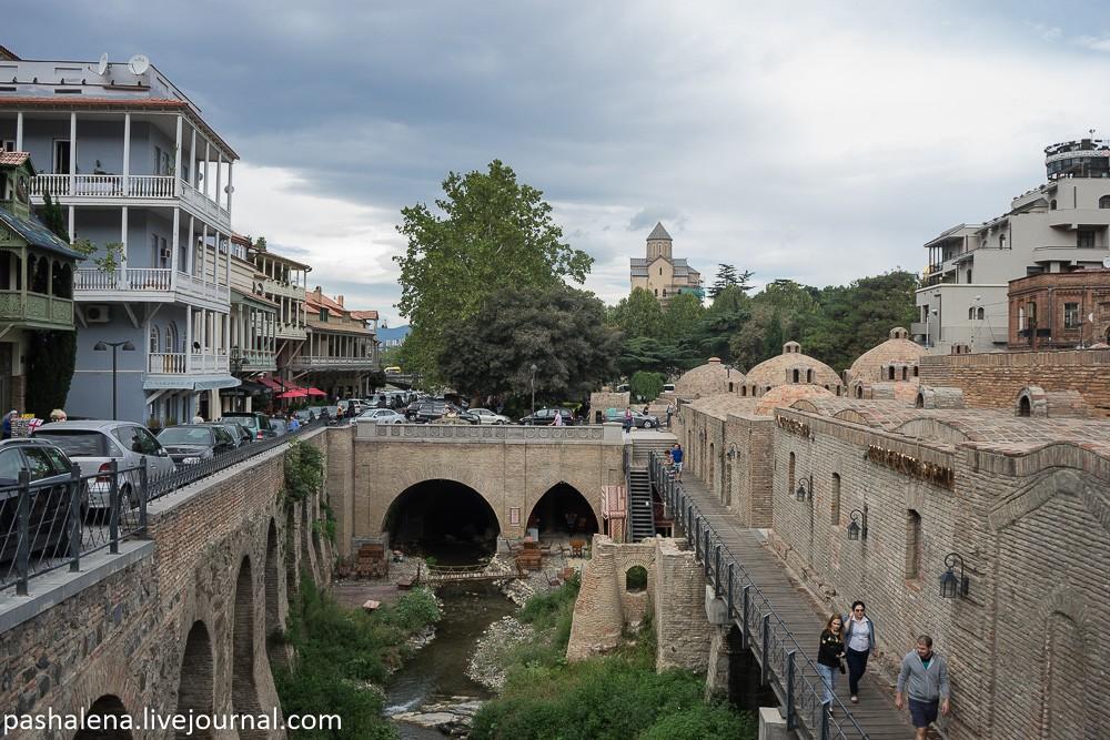 Засыпанный Тбилиси. Что случилось с городом двести лет назад?
