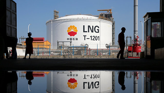 Китай отказался от газа. Кому придется за это платить