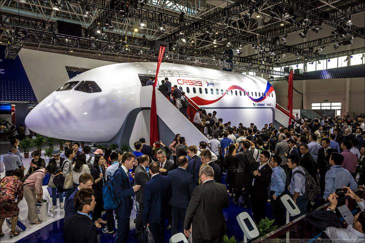 CR929: российско-китайский конкурент Boeing 777