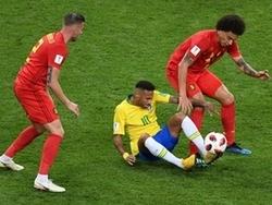 Бельгия лишила Бразилию полуфинала чемпионата мира
