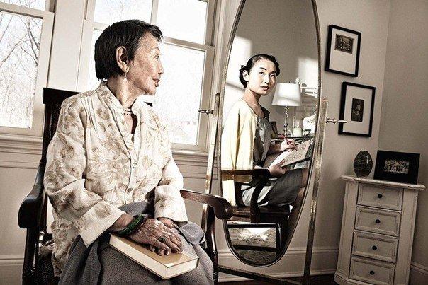 Зеркало помнит - фотопроект Tom Hussey. Трогательно... 7