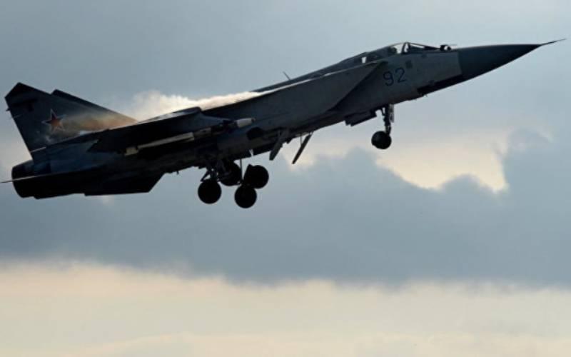 Российские истребители 14 раз за неделю поднимались для перехвата самолетов-разведчиков