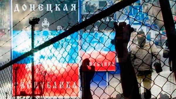Концлагеря для непокорного Донбасса