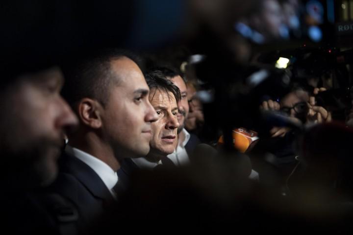 ЕЦБ не будет спасать Италию без договоренностей о помощи со стороны ЕС
