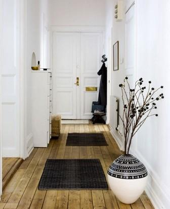 светлый коридор