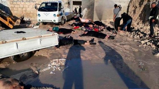 Последние новости: Россия предоставила доказательства постановки химической атаки в Сирии