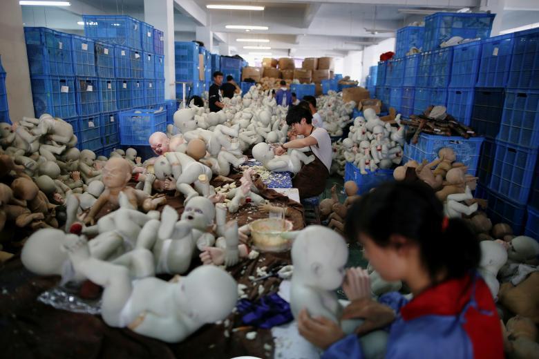 Made in China: как кипит работа на китайских фабриках