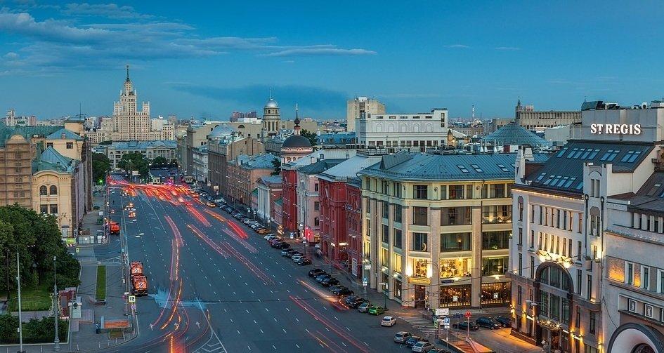 Удобные дороги: в Москве поя…