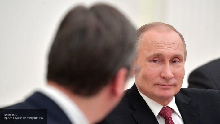 Путин заявил о важности строгого соблюдения права россиян на надежную защиту в суде