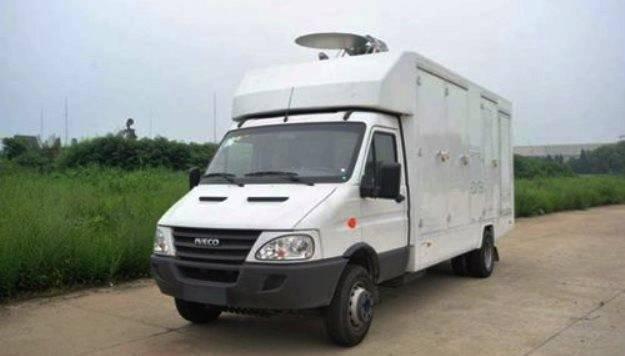 В КНР разработана «Микроволновая система активного сдерживания»