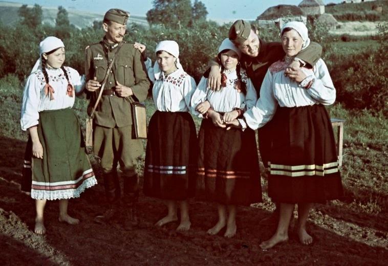 Новый порядок: как зверствовали фашисты на Украине в годы войны