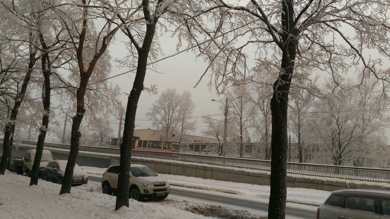 МЧС: в субботу Санкт-Петербург и Ленобласть накроет снегопад