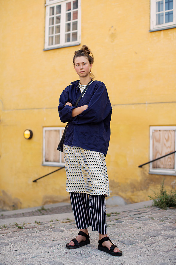 On the Street…Diamonds, Stripes, & Solids, Copenhagen