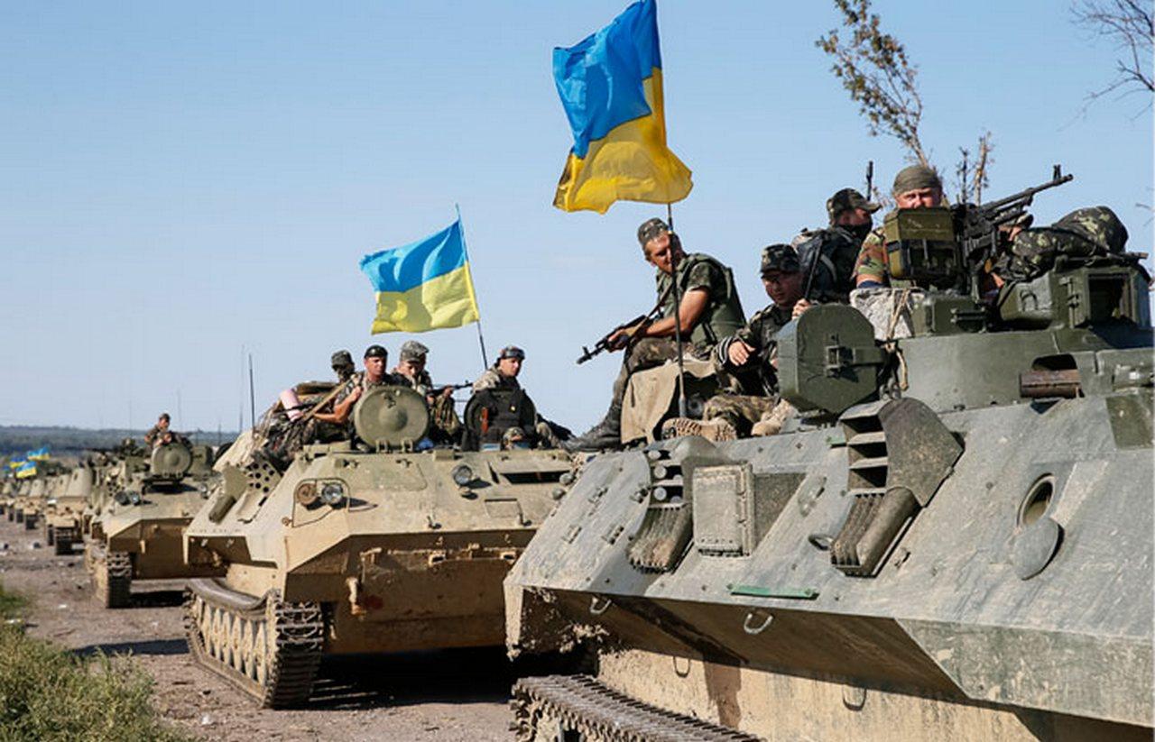 Когда Киев начнёт полномасштабное наступление на Донбассе?