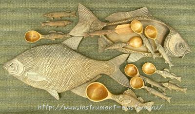 Новые подарки к Дню рыбака