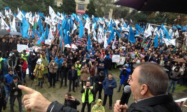Азербайджанские оппозиционеры грезят «майданом»?