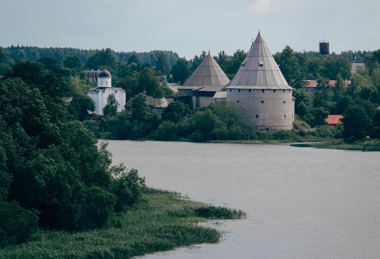 Современный круиз в Старую Ладогу. Фотограф Андрей Степаненко
