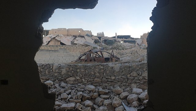 Новости Сирии. Сегодня 19 апреля 2017