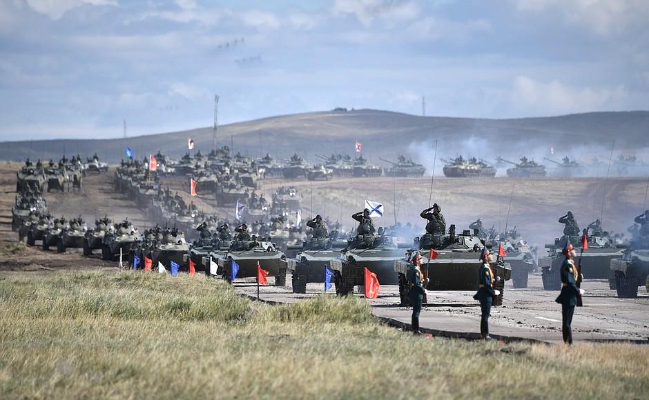 Оборонные расходы России в ближайшие три года существенно не изменятся