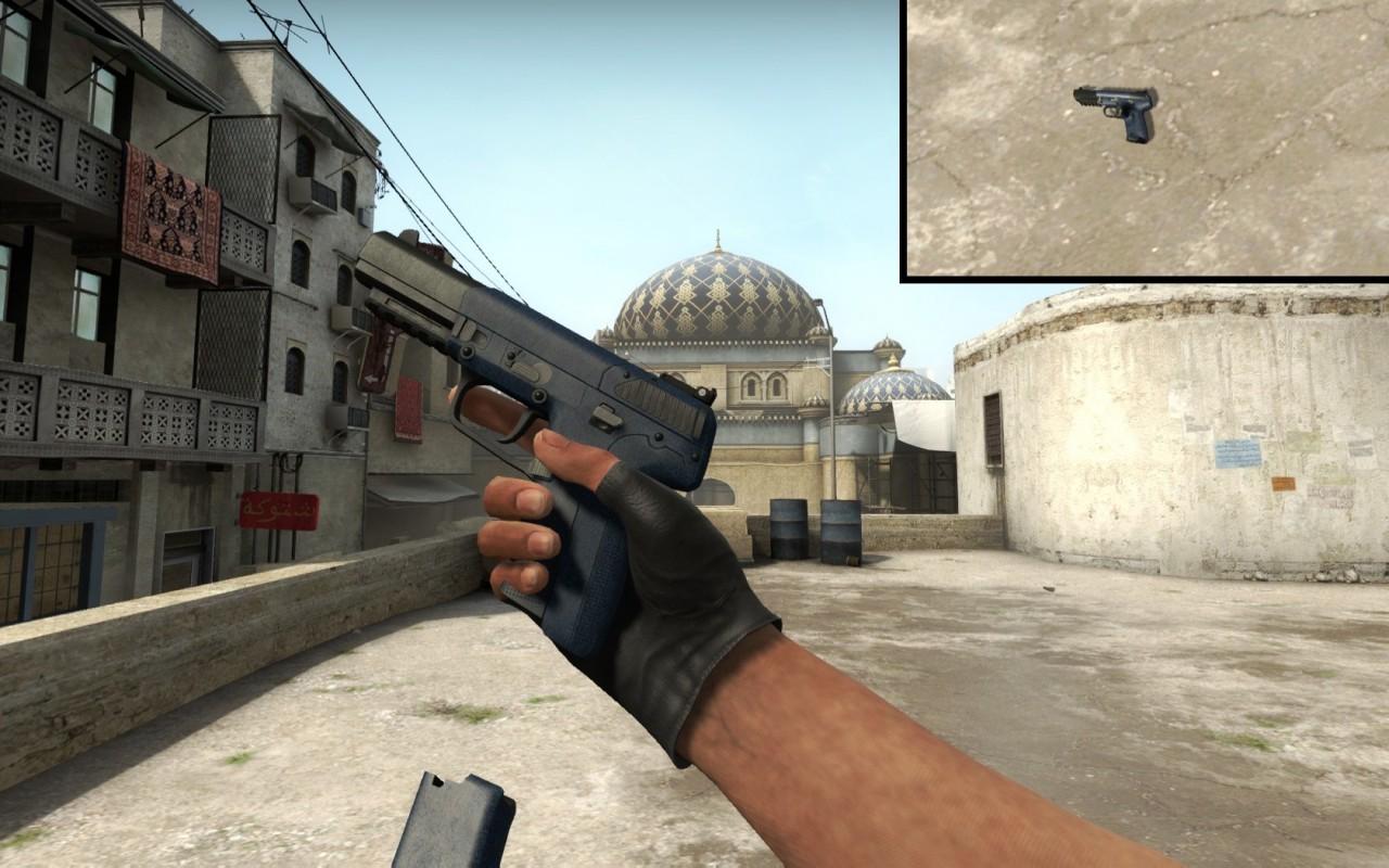 Патч для Counter-Strike GO снизил точность пистолета А также исправил ряд некритичных игровых багов
