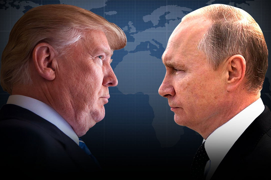 О чем будут договариваться Путин и Трамп?