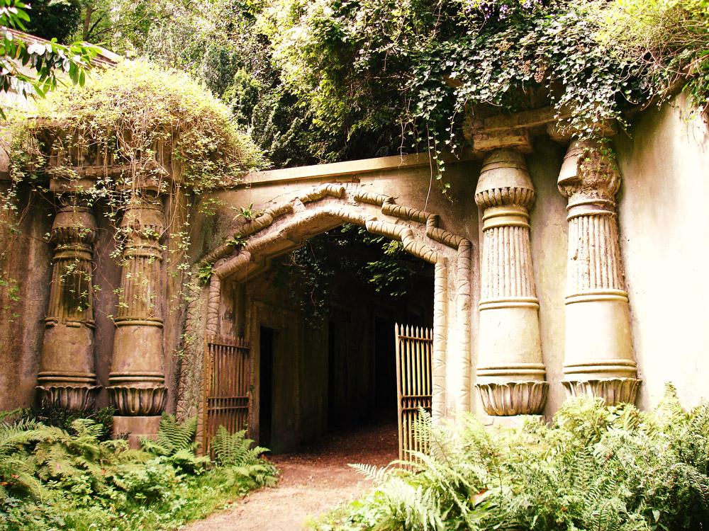 Кладбище Хайгейт, Англия
