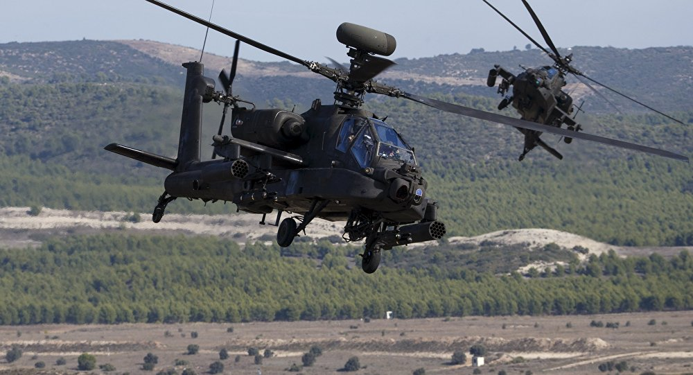 Индия приобретет еще шесть вертолетов AH-64E Apache