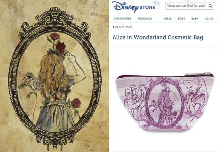 Как Zara, Disney и Ford воруют работы неизвестных художников