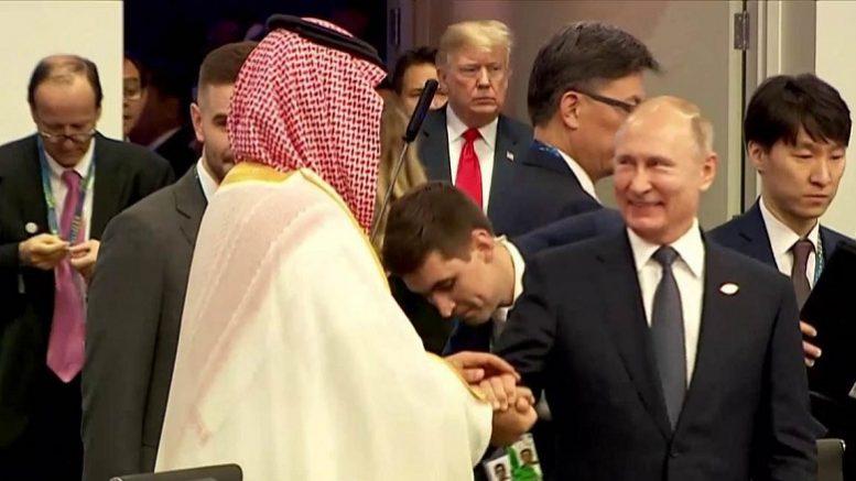 Трамп поможет Путину привлечь саудовские деньги на восстановление Сирии
