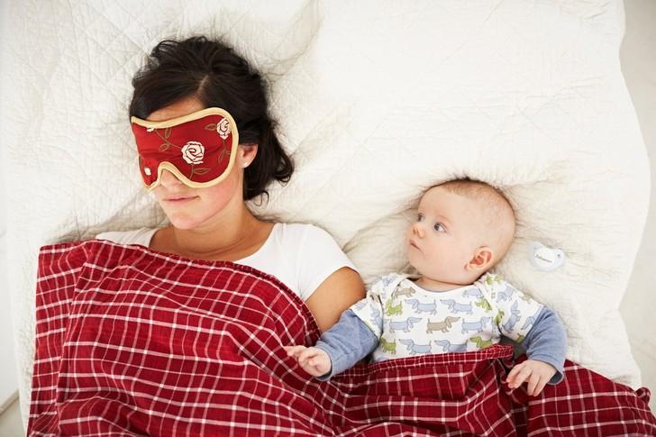 как уложить ребёнка спать быстро легко и на всю ночь