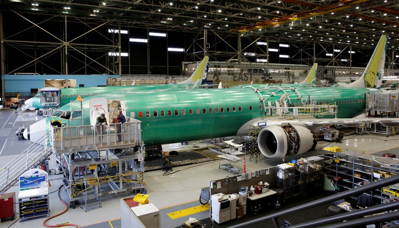 Boeing возобновил производст…