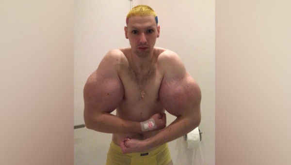 У Кирилла Терешина теперь не только «руки-базуки» (ВИДЕО)