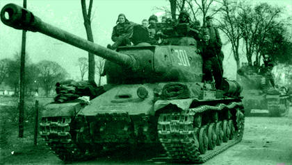 ИС-2 - танк имени Сталина