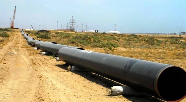 Конец «газовой засухи»: Росс…